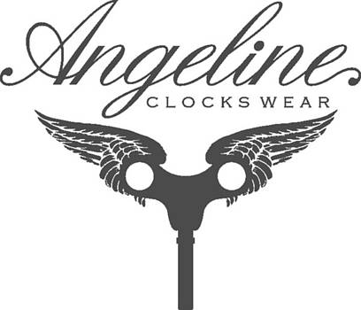 Angeline Clocks Logo by Matej Zorec