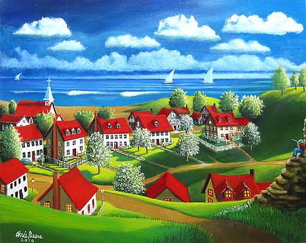 Angelos Dream by Chris Boone