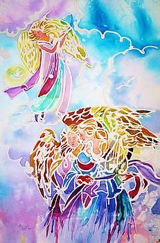 Angels Ascending by Anne Dentler