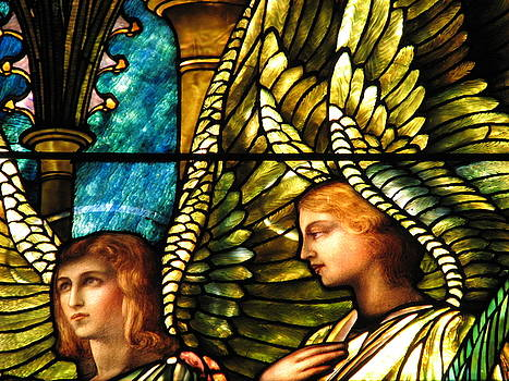 Angels In America  by David Hinchen