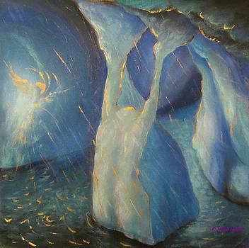 Angels light by Irina IOSIP