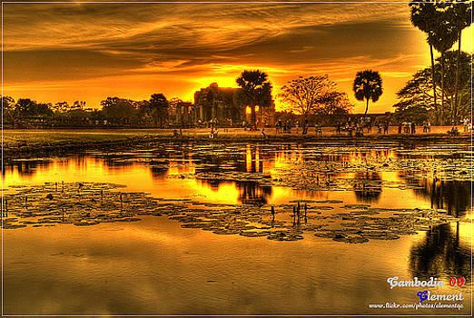 Angkor by Sovann Men