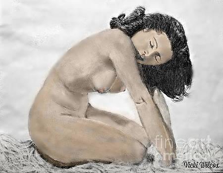 Anguish 2 by Vicki Wilcox