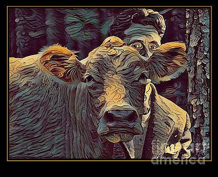 Animal Charm No. 1 by Geordie Gardiner