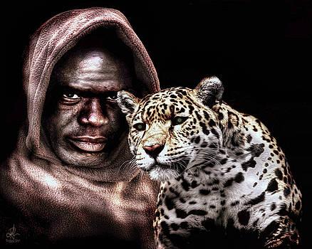 Animal Totem by Pennie  McCracken