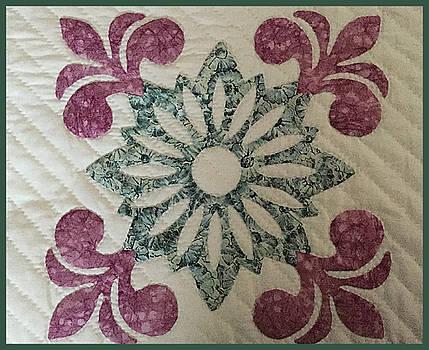 Anne's Quilt #2 by Cletis Stump