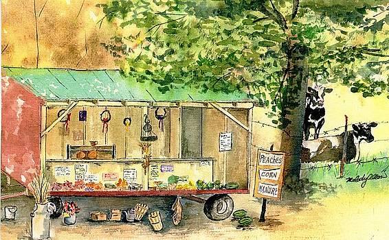 Annie's Farmstand by Melody Allen