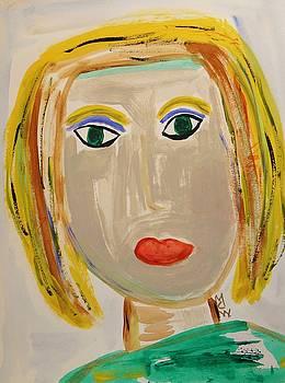 Annisa Jennifer by Mary Carol Williams