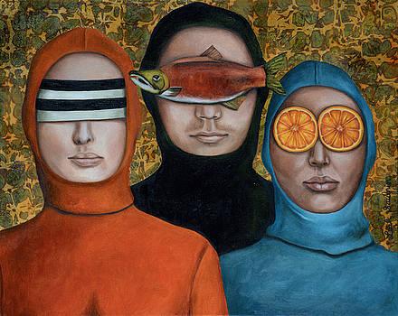 Leah Saulnier The Painting Maniac - Anonymous