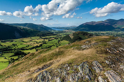 Another Lakeland View by Stuart Gennery