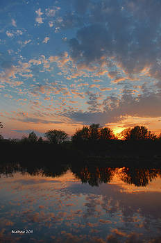Another Sunset Under My Belt by Brenda Leitow