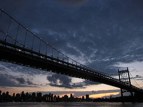 Another Triboro Sunset by Peter Aiello