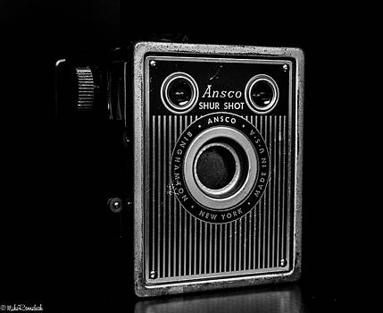 Ansco Shur Shot Camera by Mike Ronnebeck