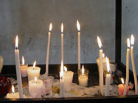 Kurt Van Wagner - Antigua Church Candles