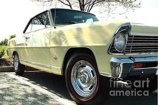 Antique Car 2 by Floyd Menezes