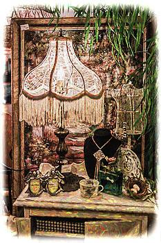Antique Display by Lewis Mann