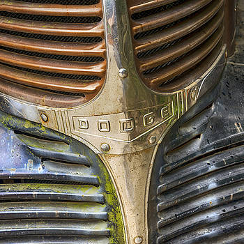 Lynn Palmer - Antique Dodge Brass Grill Ornament