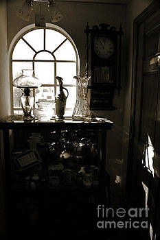 Antique Shop by Joanne Coyle