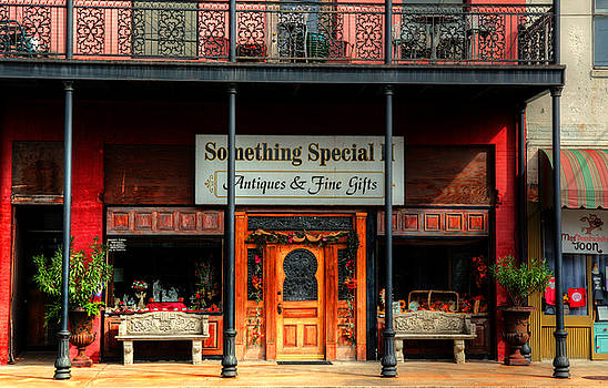 Antiques And Fine Gifts Store by Ester  Rogers