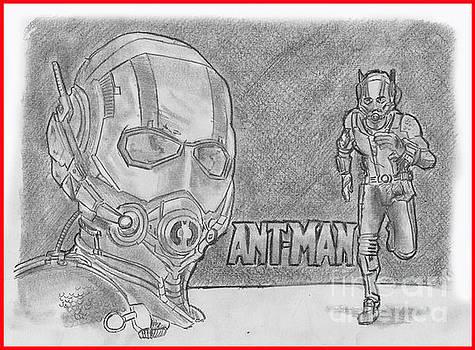 Antman by Chris DelVecchio