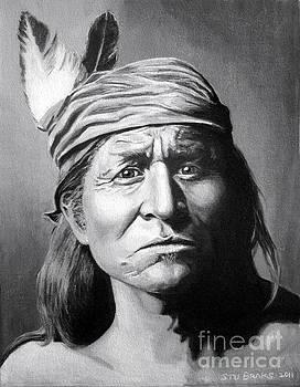 Apache Warrior by Stu Braks