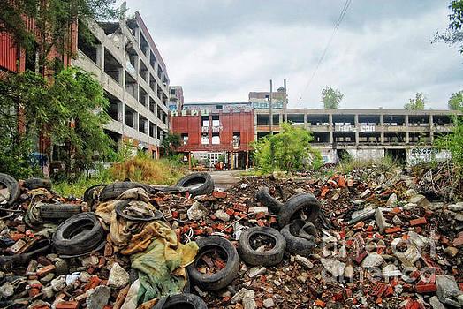Walter Oliver Neal - Apocalypse Detroit 11