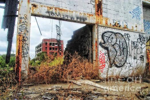 Walter Oliver Neal - Apocalypse Detroit 5