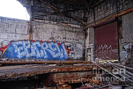 Walter Oliver Neal - Apocalypse Detroit 9