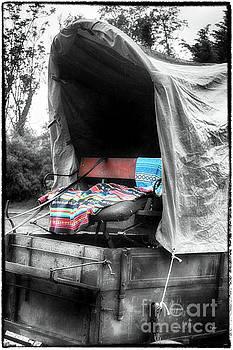 Appalachian Front Porch  by Steven Digman