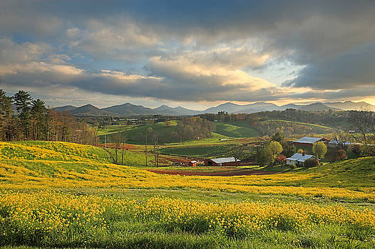 Appalachian Spring by Ron Morecraft