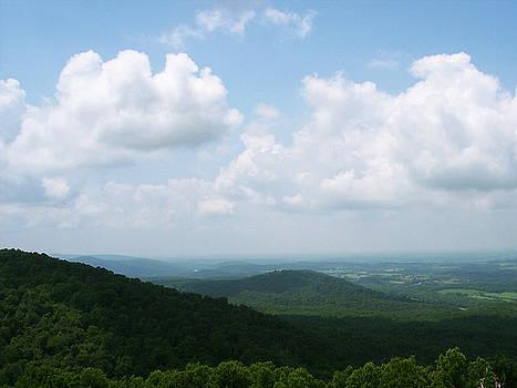 Appalachian Valley - 8 by Donovan Hubbard