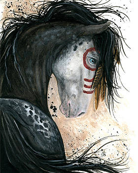 Appalossa Horse by AmyLyn Bihrle