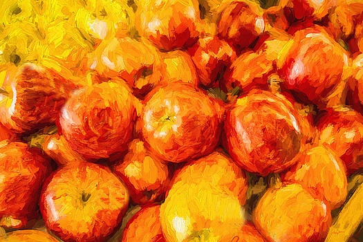 Barry Jones - Apple A Day - Impressionism