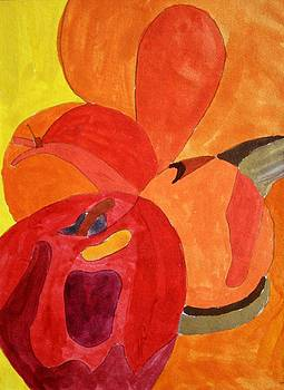 Apple and Oranges by Sheri Parris
