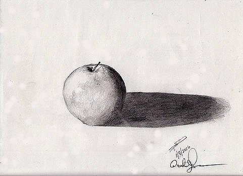 Apple by David Jackson