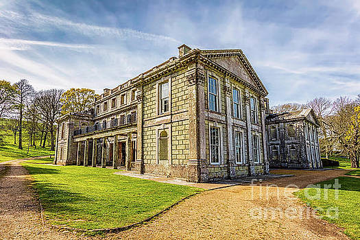 Appuldurcombe House 2 by English Landscapes