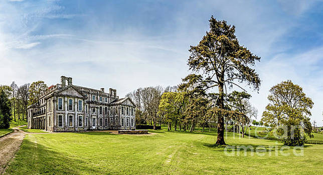 Appuldurcombe House Panorama by English Landscapes