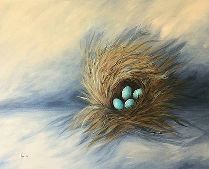 April Nest by Torrie Smiley