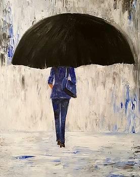 April Showers by Jan Holman