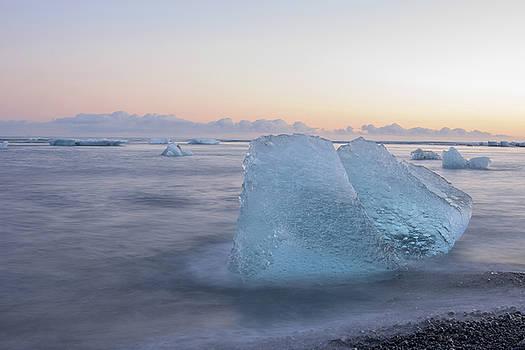 Aqua Ice by Brad Scott