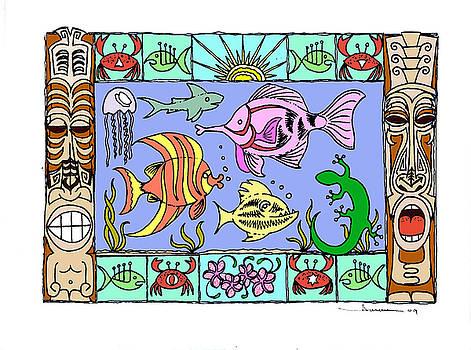 Aquarium by Aaron Bodtcher
