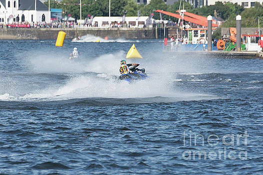 Steve Purnell - AquaX Jetski Racing 3