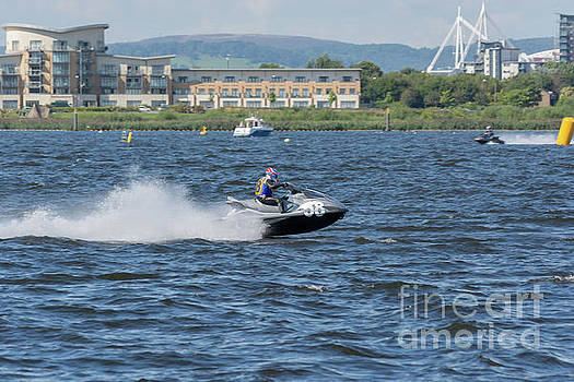 Steve Purnell - AquaX Jetski Racing 4