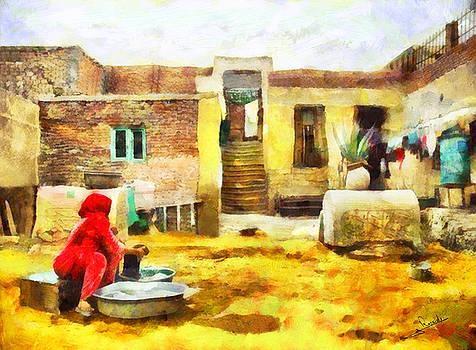 Arabian house 3 by George Rossidis