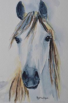 Arabian Study by Betty Mulligan