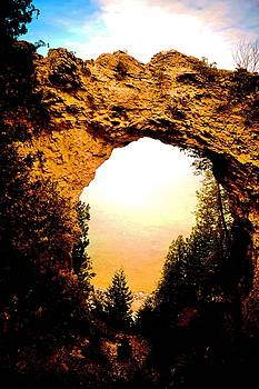 Arch Rock by Daniel Thompson