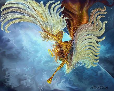 Archangel Gabriel by Steve Roberts
