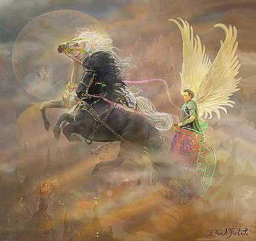 Archangel Metatron by Steve Roberts