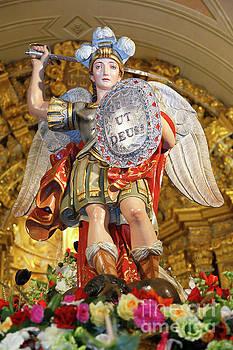 Gaspar Avila - Archangel Saint Michael