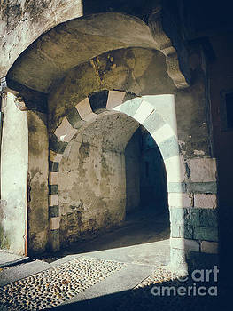 Arched passage by Silvia Ganora